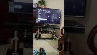 Review cài đặt Tivi LG