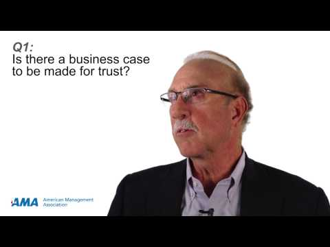 3 Questions: Charles H. Green on the Business Case for Trust