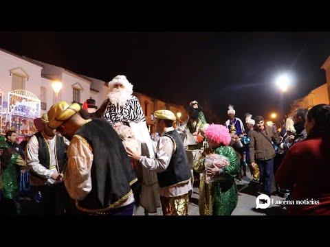 VÍDEO: Algunas imágenes de la Cabalgata de los Borriquitos celebrada ayer en el Barrio del Valle