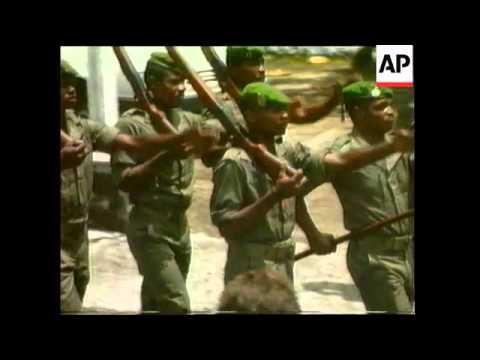 Comoros - Colonel Bob Denard