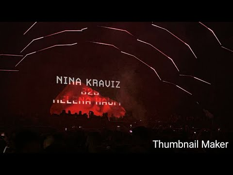 Nina Kraviz b2b Helena Hauff   Time Warp 2019 best moments