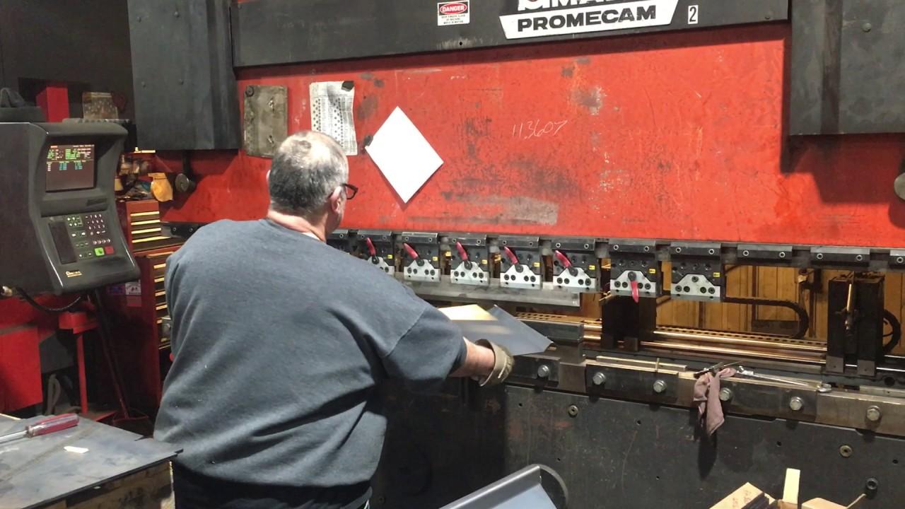 Amada HFB 1253 Press Brake, Machine 10779 (2)