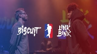 BISCUIT vs LINK BINK   I LOVE THIS DANCE ALL STAR GAME 2016