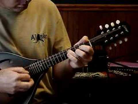 Nine Pound Hammer, easy mandolin - YouTube