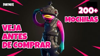 NEW STYLE OF SKIN PEIXOTO SKIN PEIXOTO VR & 200 + BACKPACKS. BEST SKIN OF FORTNITE? PANAM COMBOS