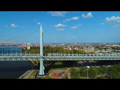 dji PHANTOM 4 PRO at Robert F Kennedy, Triborough Bridge