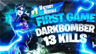 Fortnite Battle Royale // Little Sniper Montage & NEW Skin First Gameplay 13 k // Z1PPY