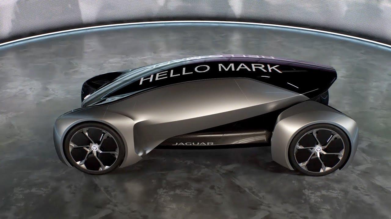 Jaguar Future Type Autonomous Electric Concept