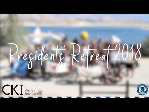 CNH Circle K Presidents' Retreat 2018 Lip Dub