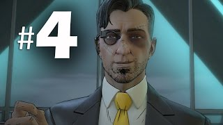 Batman The Telltale Series Episode 4 Guardian of Gotham Part 4 Gameplay Walkthrough