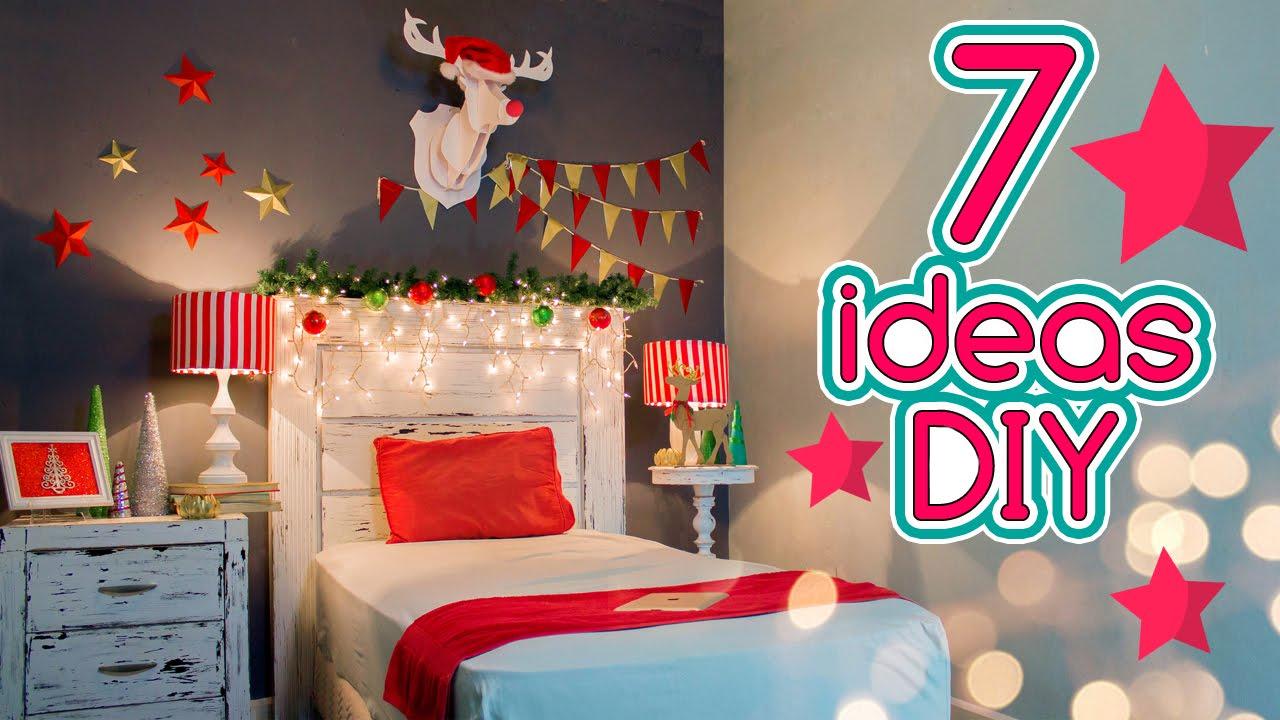 7 ideas para decorar tu espacio en navidad especial de - Ideas para decorar estrellas de navidad ...