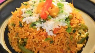 Masala Rice by MadhurasRecipe
