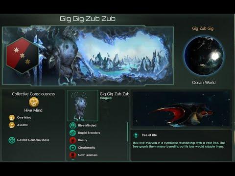 Stellaris: Federations Episode 0 GIG GIG ZUB ZUB |