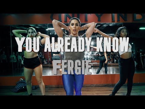 YOU ALREADY KNOW | FERGIE | BRINN NICOLE CHOREOGRAPHY