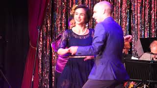 Too Darn Hot Swinging Moments Cabaret ~ Shaut Family Alzheimer's Fundraiser 2018