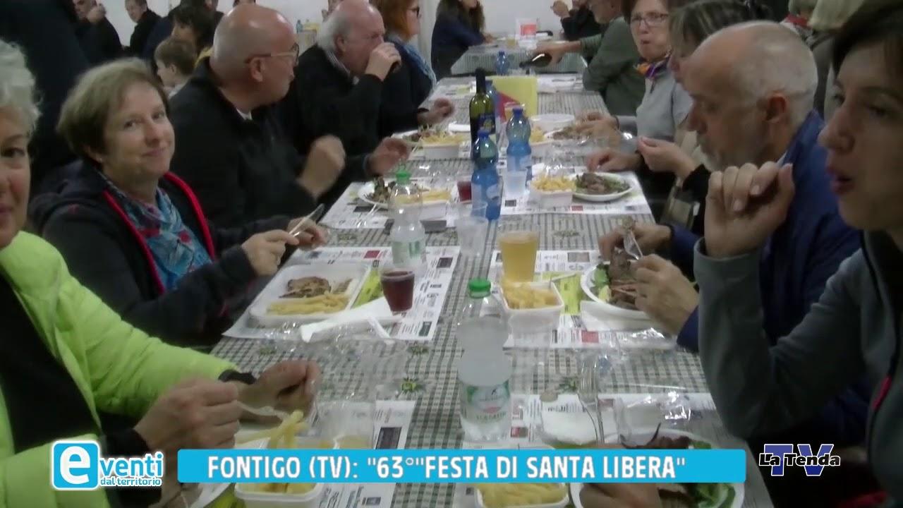 EVENTI - Fontigo - 63° Festa di Santa Libera