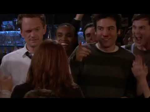 How I Met Your Mother – The Fight Clip4