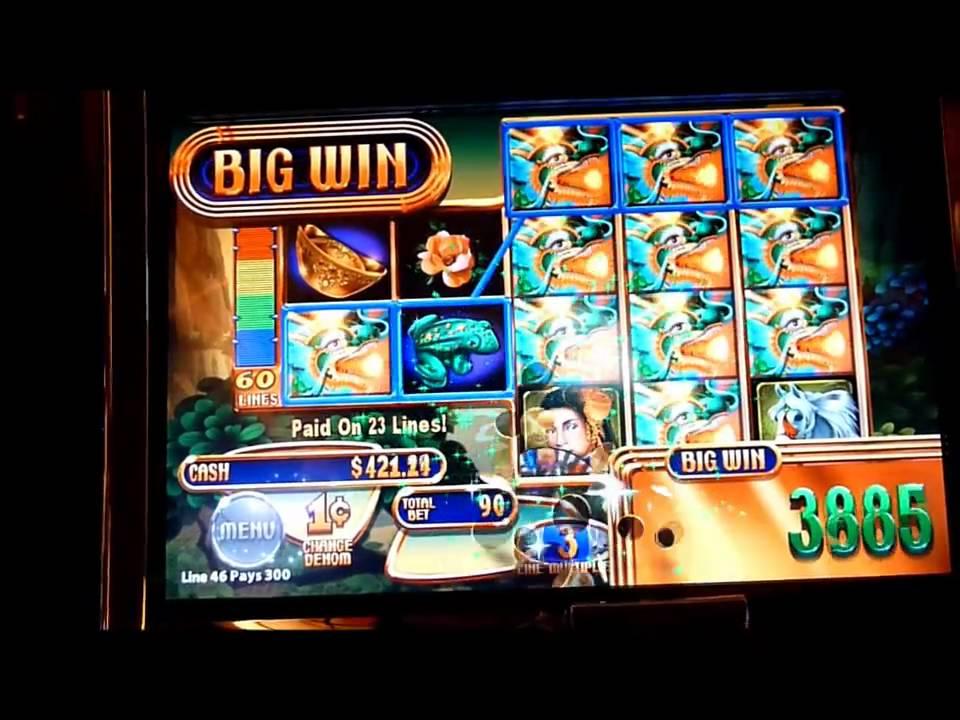Mystical Dragon Slot Machine
