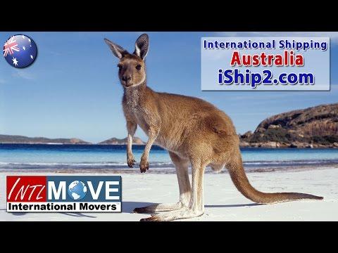 International Movers Australia Shipping Company USA To Australia International Movers