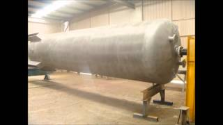 Absolute Blast sandblasting air reciever