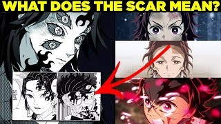 The SECRET Behind Tanjiro's Forehead Mark & Why it Changes in Demon Slayer (Kimetsu No Yaiba)