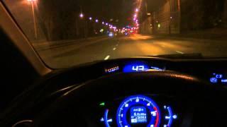 Honda Civic VIII 2.2 i-CTDi | 0 - 100 km/h | Acceleration