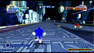 Sonic Generations - SADX Knuckles as Rival