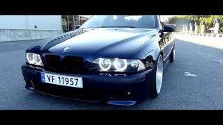 BMW E39 - Blue