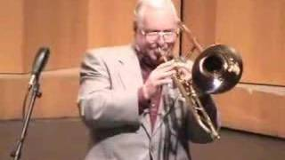 Rob McConnell at NYBC 2004 - Theme for Jobim