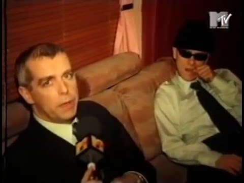 MTV news Pet Shop Boys - A Red Letter Day interview