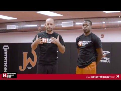 MMA Warm Up Drills and Exercises with coach Greg Jackson