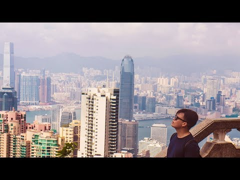 HONG KONG AND MACAU TRAVEL VIDEO IN 4K (SUMMER 2017)