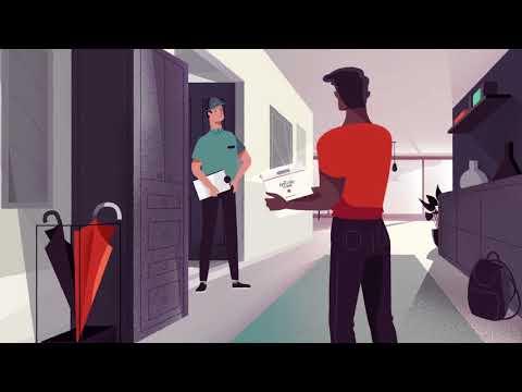 Miinto Online Fashion  Cartoon Animated Video