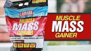 Muscle Mass Gainer - Tăng cân tăng cơ hiệu quả tự tin xây dựng vóc dáng GYMER