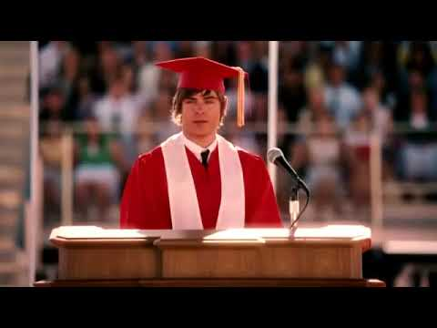 hsm3 troys graduation speech