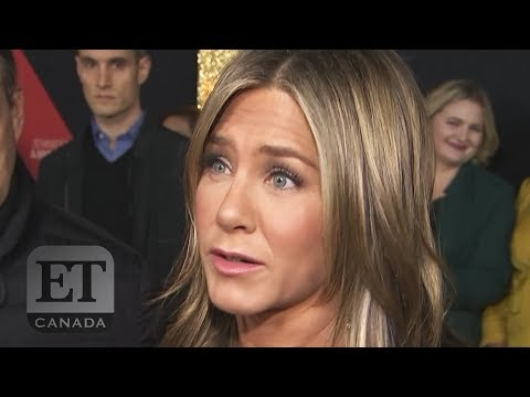 Jennifer Aniston On 'Friends' Deal 'Golden Girls' Revival