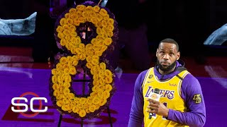 LeBron and the Lakers left no emotional stone unturned to honor Kobe | SportsCenter