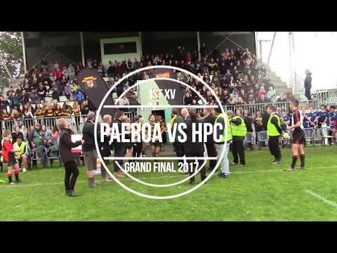 1st XV  Highlights | Paeroa College vs Hauraki Plains College | Coulter Cup Final