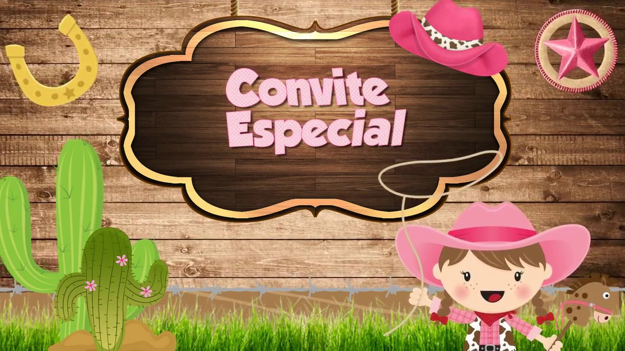 Convite virtual Country - YouTube 14bc2133b3c