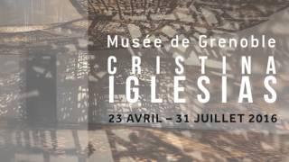 "Bande-annonce - Exposition ""Cristina Iglesias"""