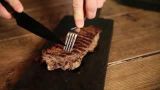 пародия на сталика готовим настоящий стейк на самой обычной кухне на гриле tefal optigrill