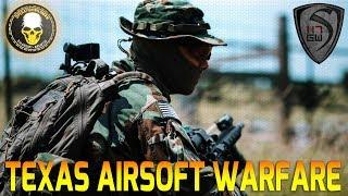 TEXAS AIRSOFT WARFARE AT D14 / GI TACTICAL - 3RD PERSON AIRSOFT - SPARTAN117GW