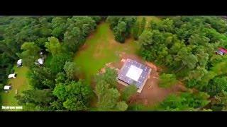 Besthemerberg Camping in Ommen DRONE FULL HD