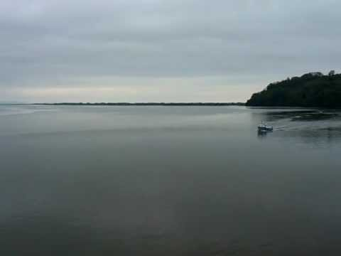 Laugharne - Little Boat