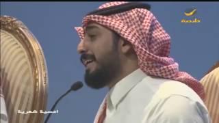 الشاعر سعيد بن مانع - قصيدة