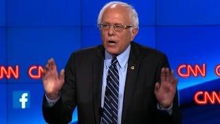 Democratic Debate: Bernie Sanders clarifies his stance on guns