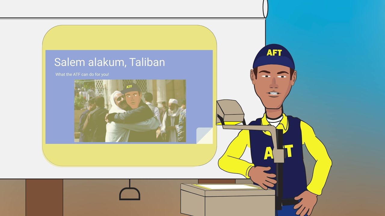 ATF Offers to help the Taliban with operation 2 fast 2 furious
