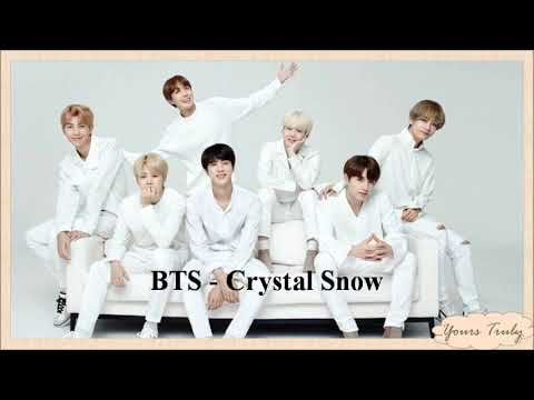BTS  Crystal Snow Easy Lyrics