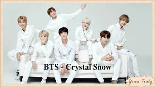 Video BTS - Crystal Snow (Easy Lyrics) download MP3, 3GP, MP4, WEBM, AVI, FLV Juli 2018