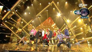 iKON - 왜 또(WHAT'S WRONG?) 0107 M COUNTDOWN